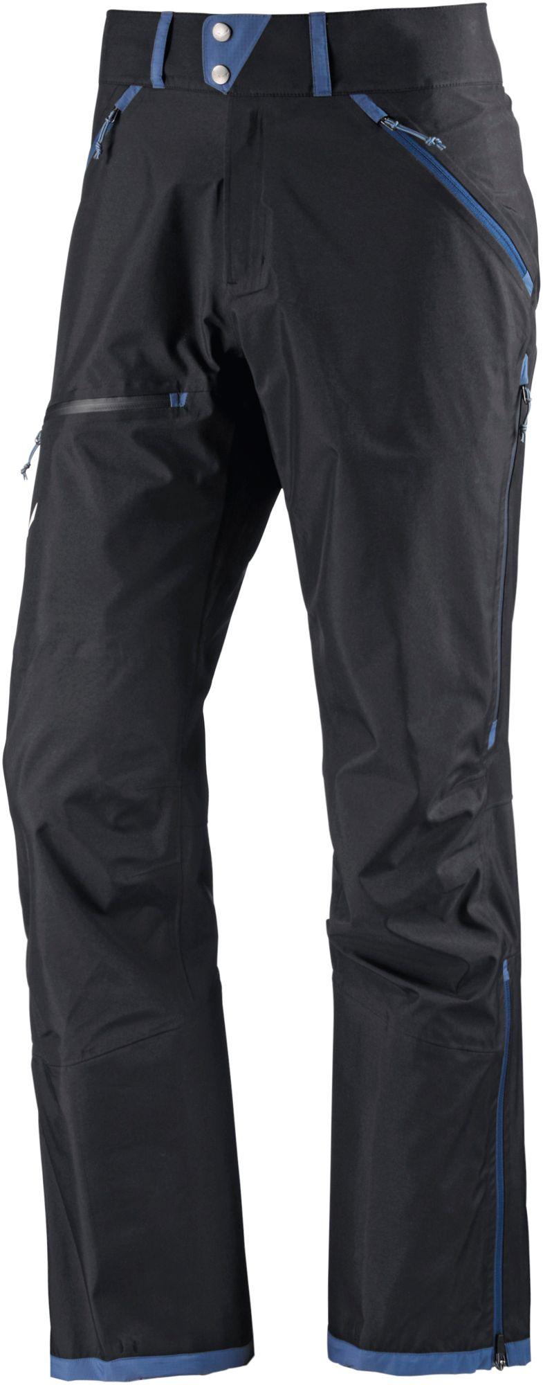 Sesvenna Skitourenhose Herren in schwarz, Größe XXL
