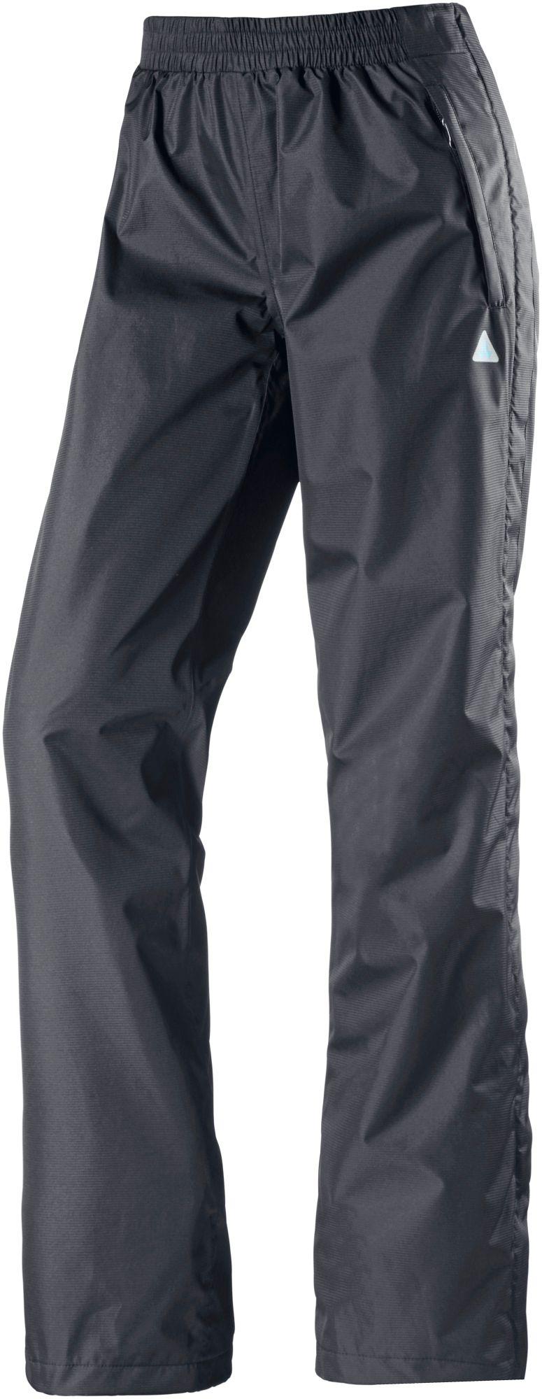 Regenhose Damen in schwarz, Größe 42