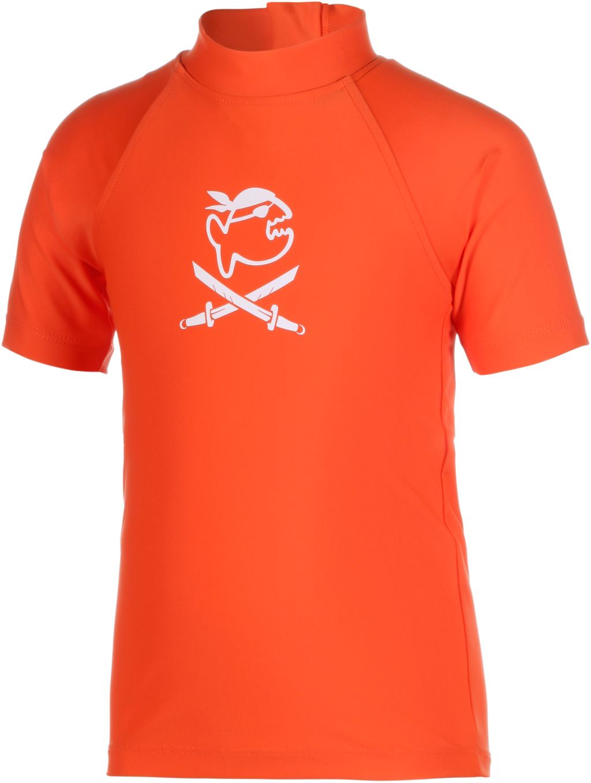UV-Shirt Kinder in rot, Größe 116