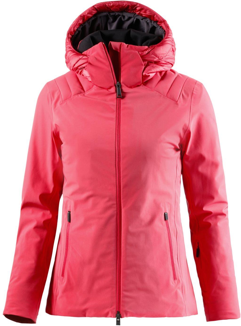 Scylla Skijacke Damen in rot, Größe 36