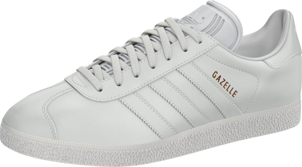 GAZELLE Sneaker in weiß, Größe 46