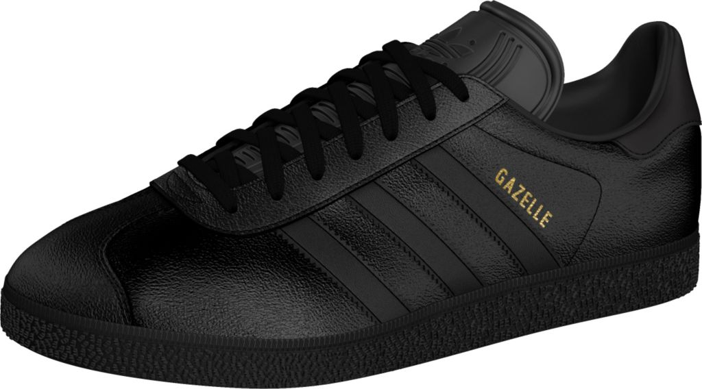 GAZELLE Sneaker in schwarz, Größe 44