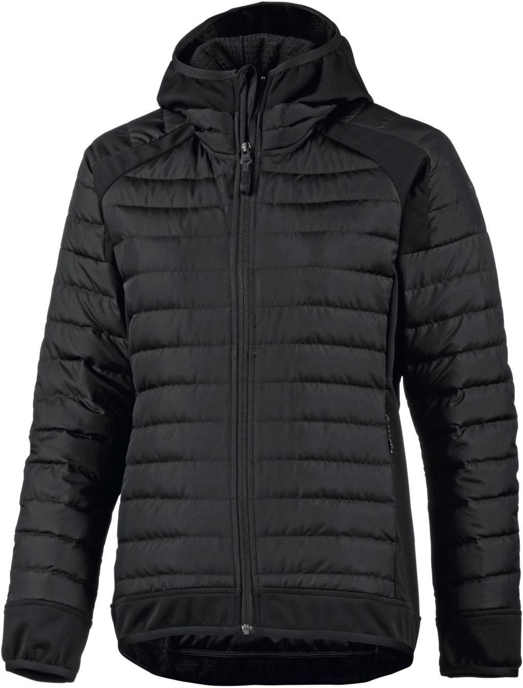 Hybrid Daunenjacke Damen in schwarz, Größe 36