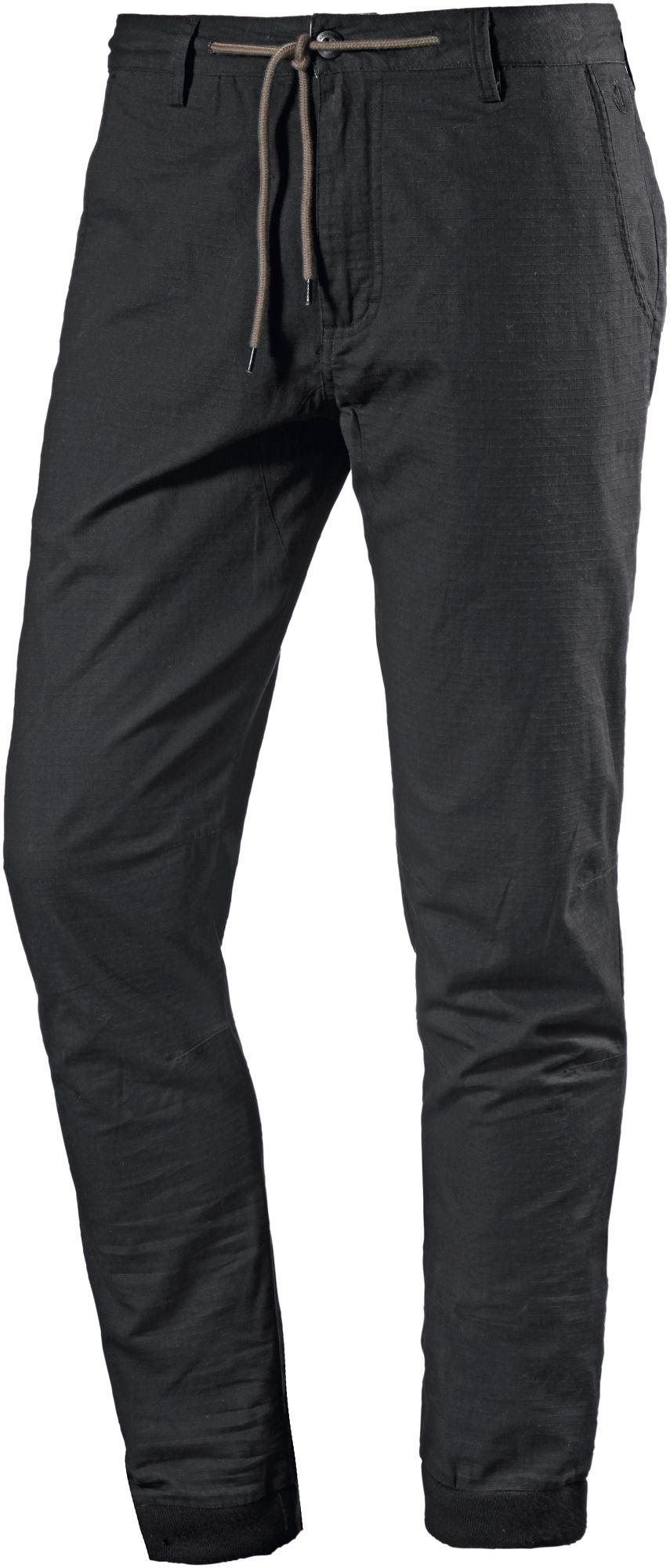 Cadet Hose Herren in schwarz, Größe 34