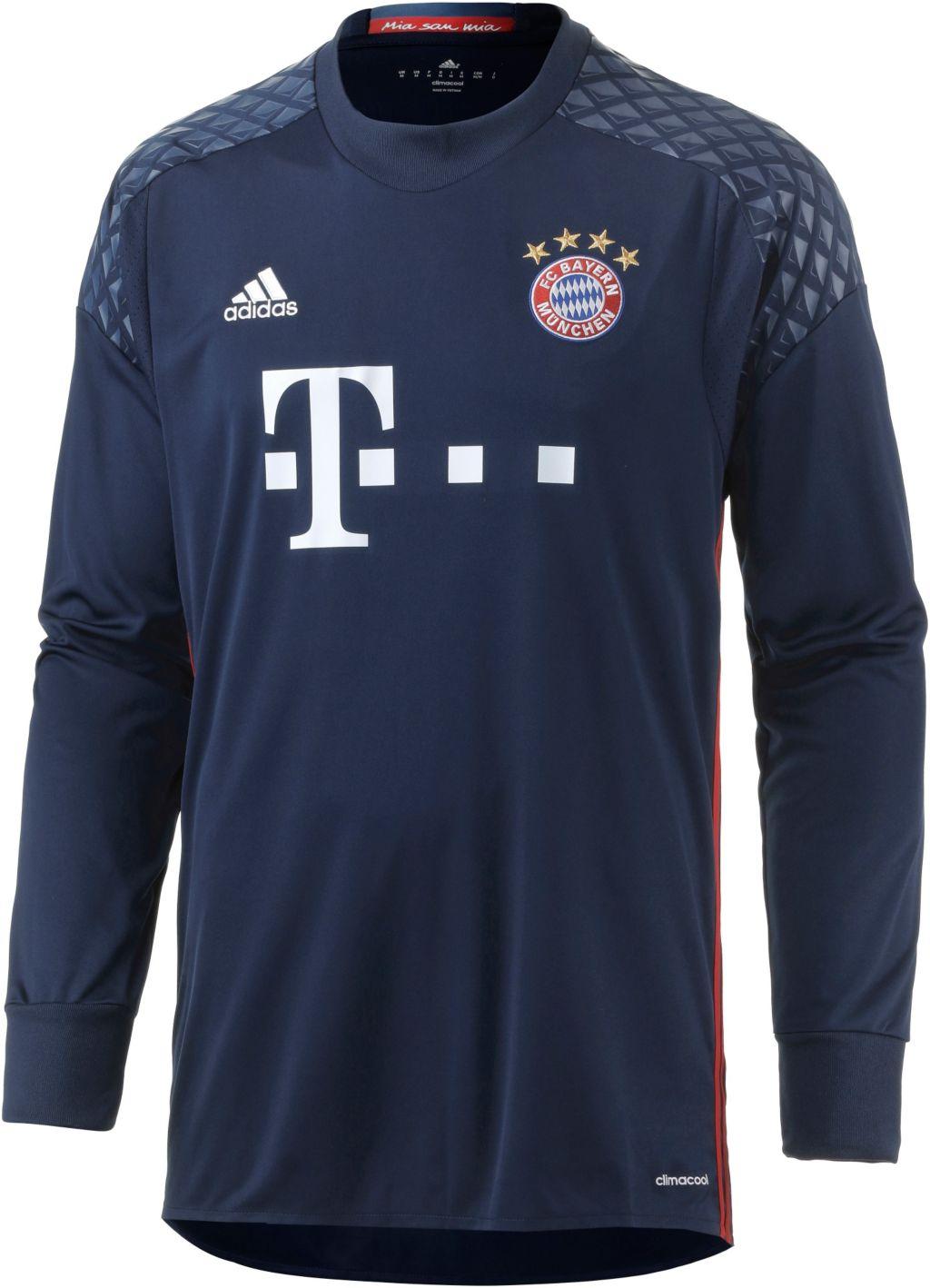 Bild adidas FC Bayern 16/17 Heim Torwarttrikot Herren