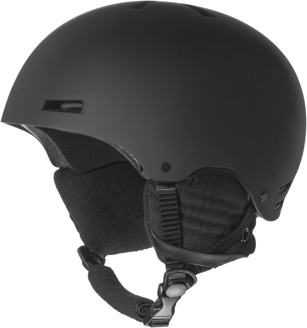 Raider Skihelm in schwarz, Größe S