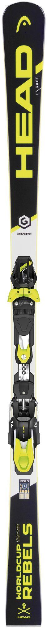 Worldcup Rebels i. Race + Freeflex Evo14 Race Carver mehrfarbig, Größe 175