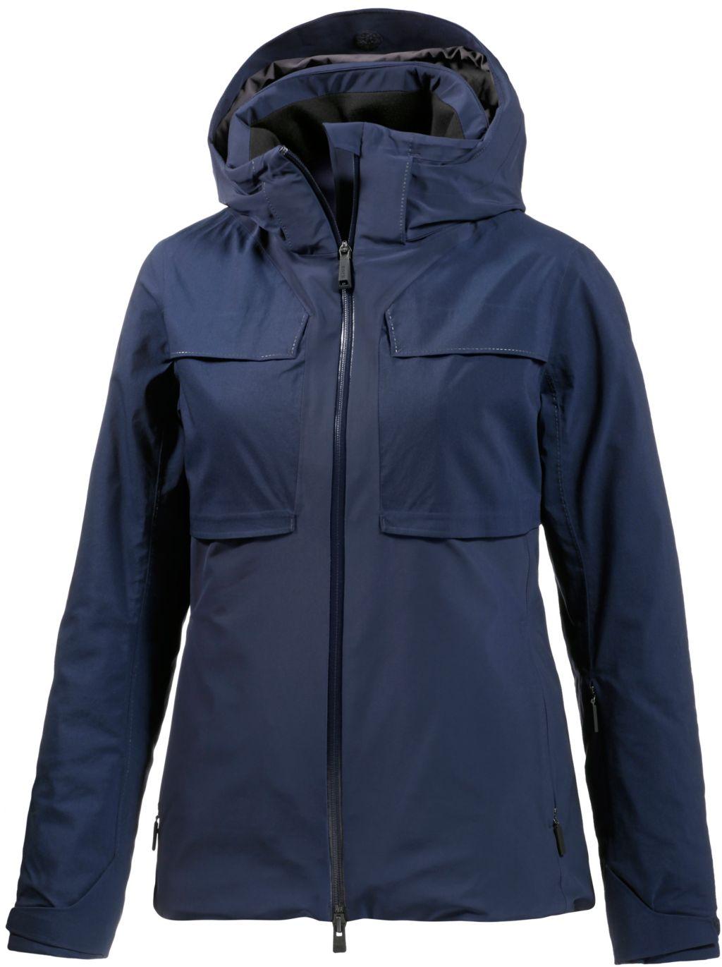 Borealis Skijacke Damen in blau, Größe 38