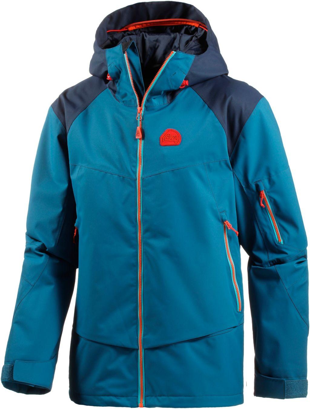 Tanier Skijacke Herren in blau, Größe 48