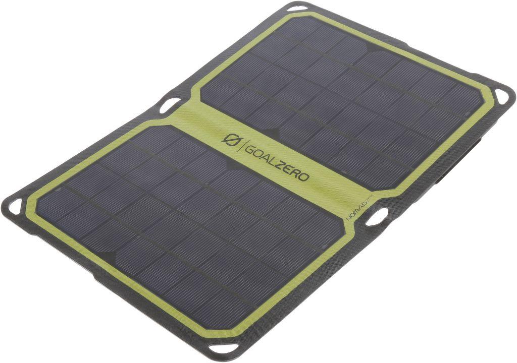 Goal Zero Nomad 7 Plus Solar Panel Solaranlage