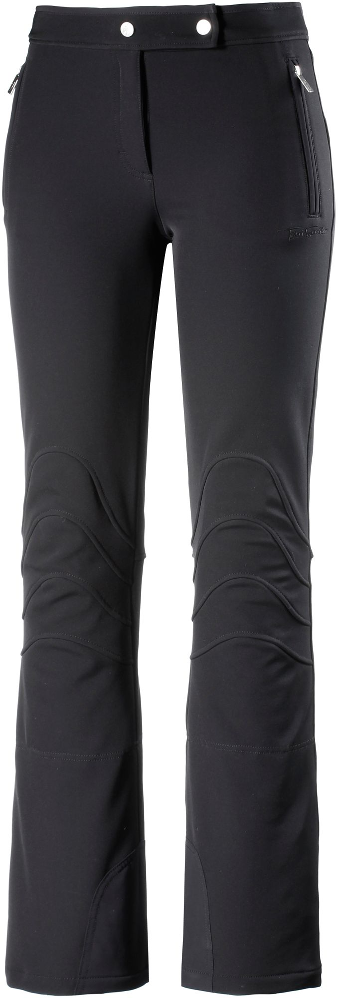 Sestriere Skihose Damen in schwarz, Größe 38