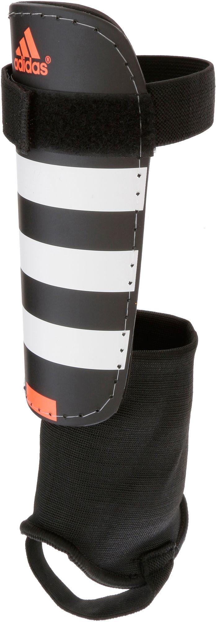 Everclub Schienbeinschoner in schwarz, Größe L