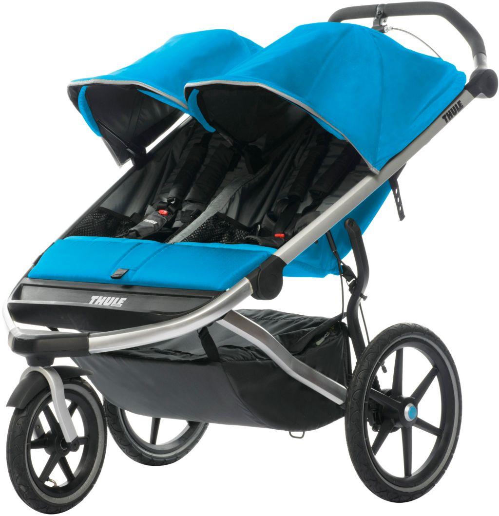Urban Glide Kindersitz in blau
