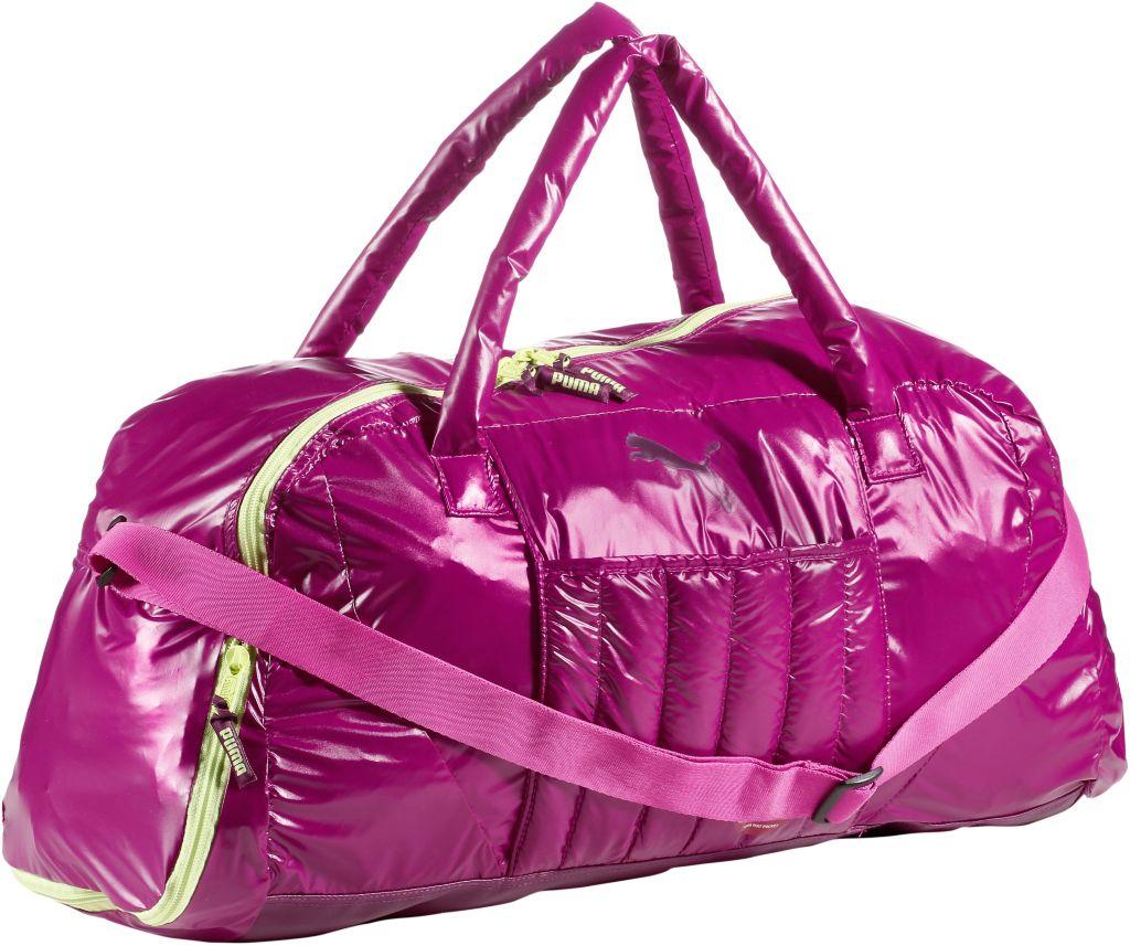 Sporttasche Damen in lila
