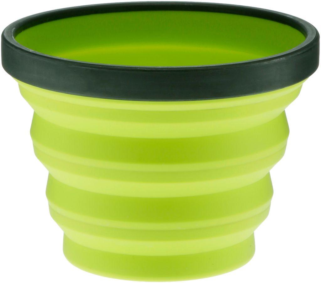 Tasse X-Cup Trinkbecher in grün