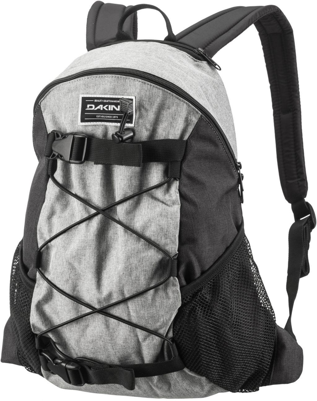 Wonder 15L Daypack in grau/ schwarz