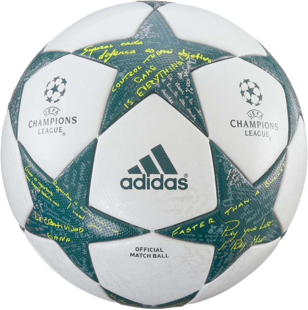 CL OMB Fußball in weiß, Größe 5