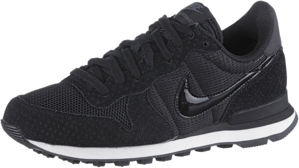 WMNS Internationalist Sneaker Damen in schwarz, Größe 38