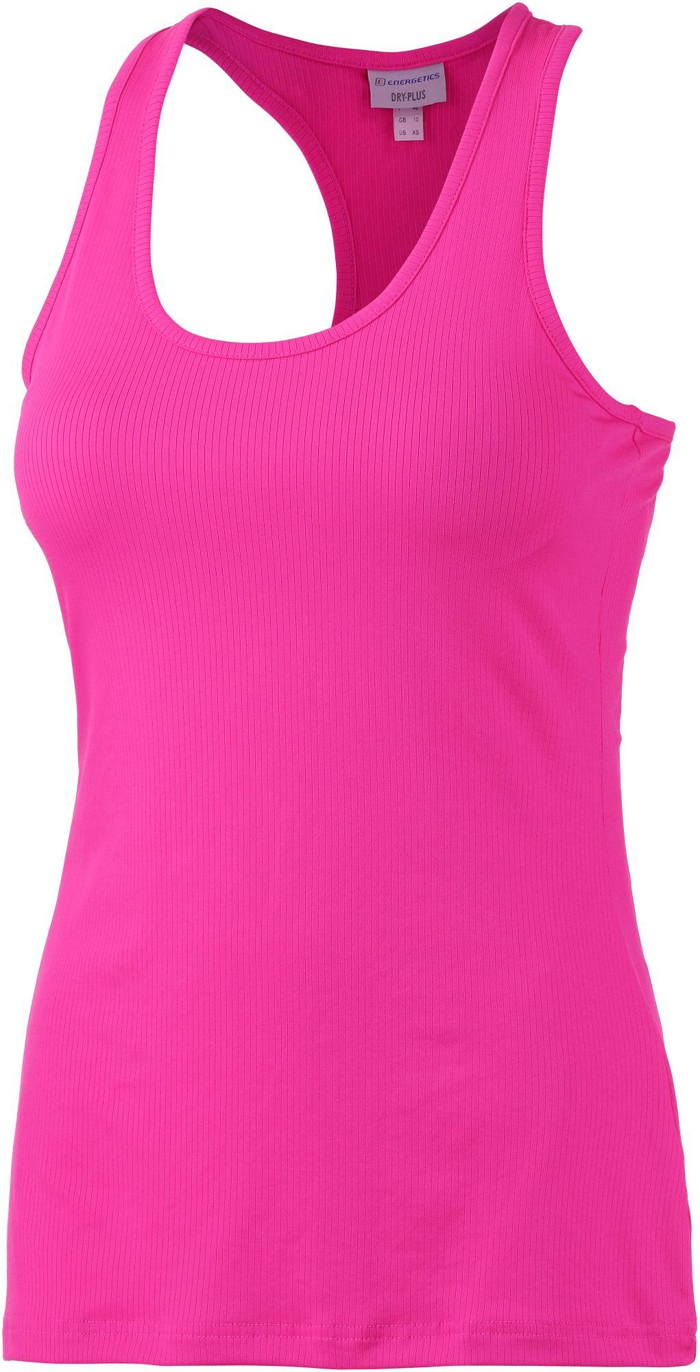 Binni Funktionstank Damen in rosa, Größe 42