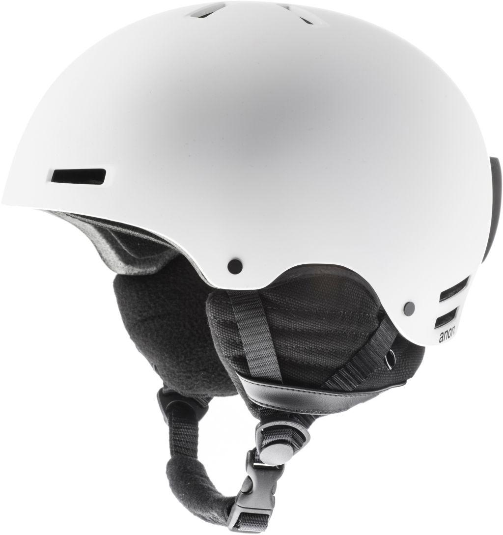 Raider Skihelm in weiß, Größe M