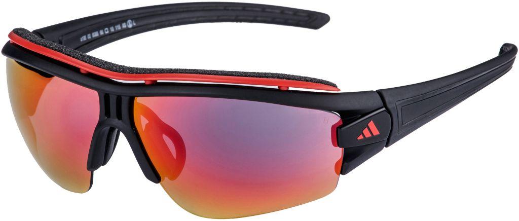 Sportbrille in BLACK MAT/BLACK
