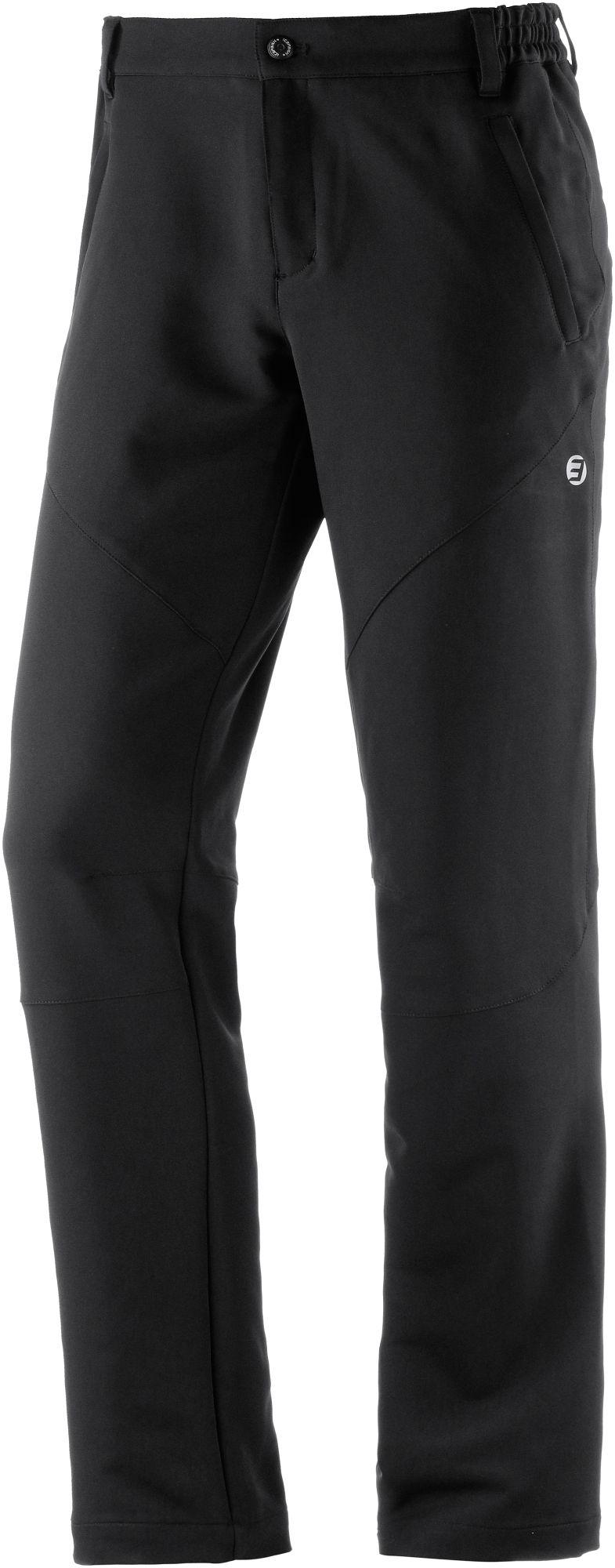 Loki Softshellhose Herren in schwarz, Größe 48