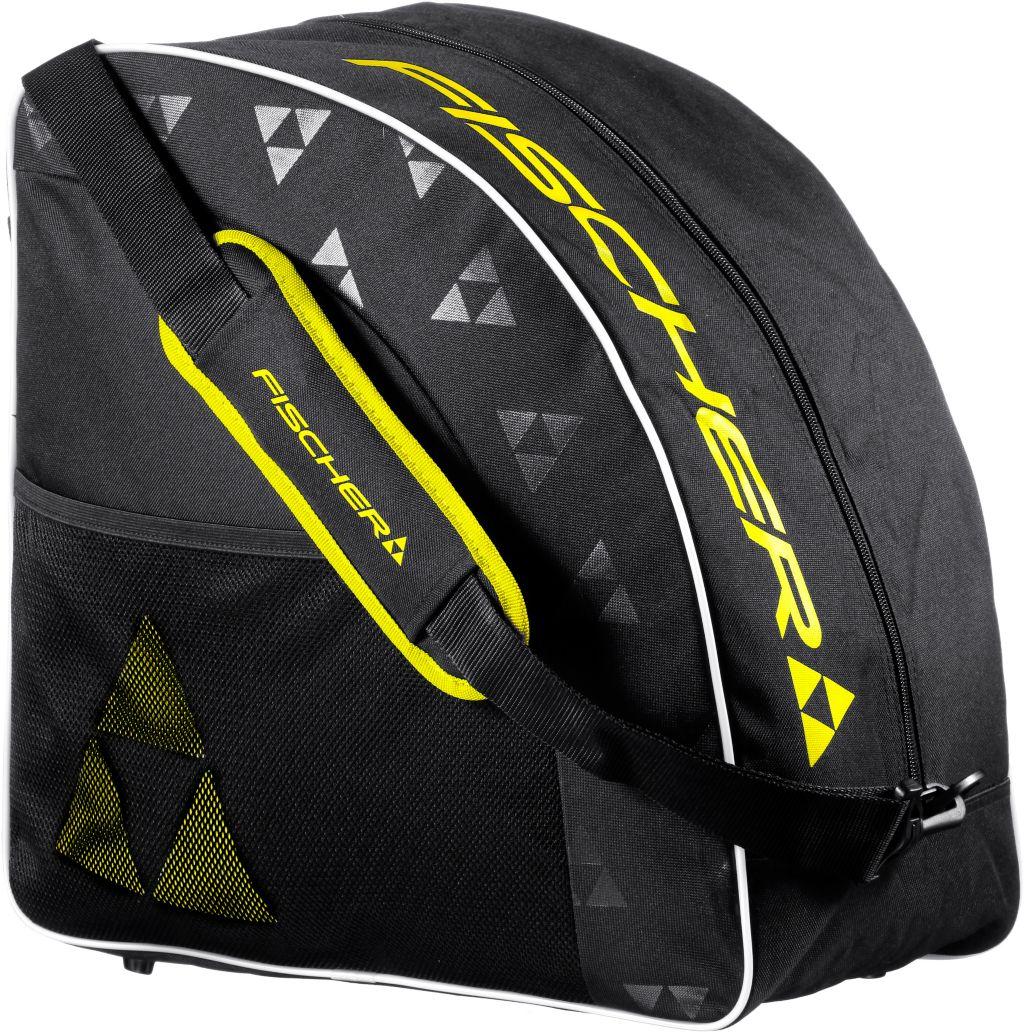 Bootbag Eco Alpine Skischuhtasche in schwarz