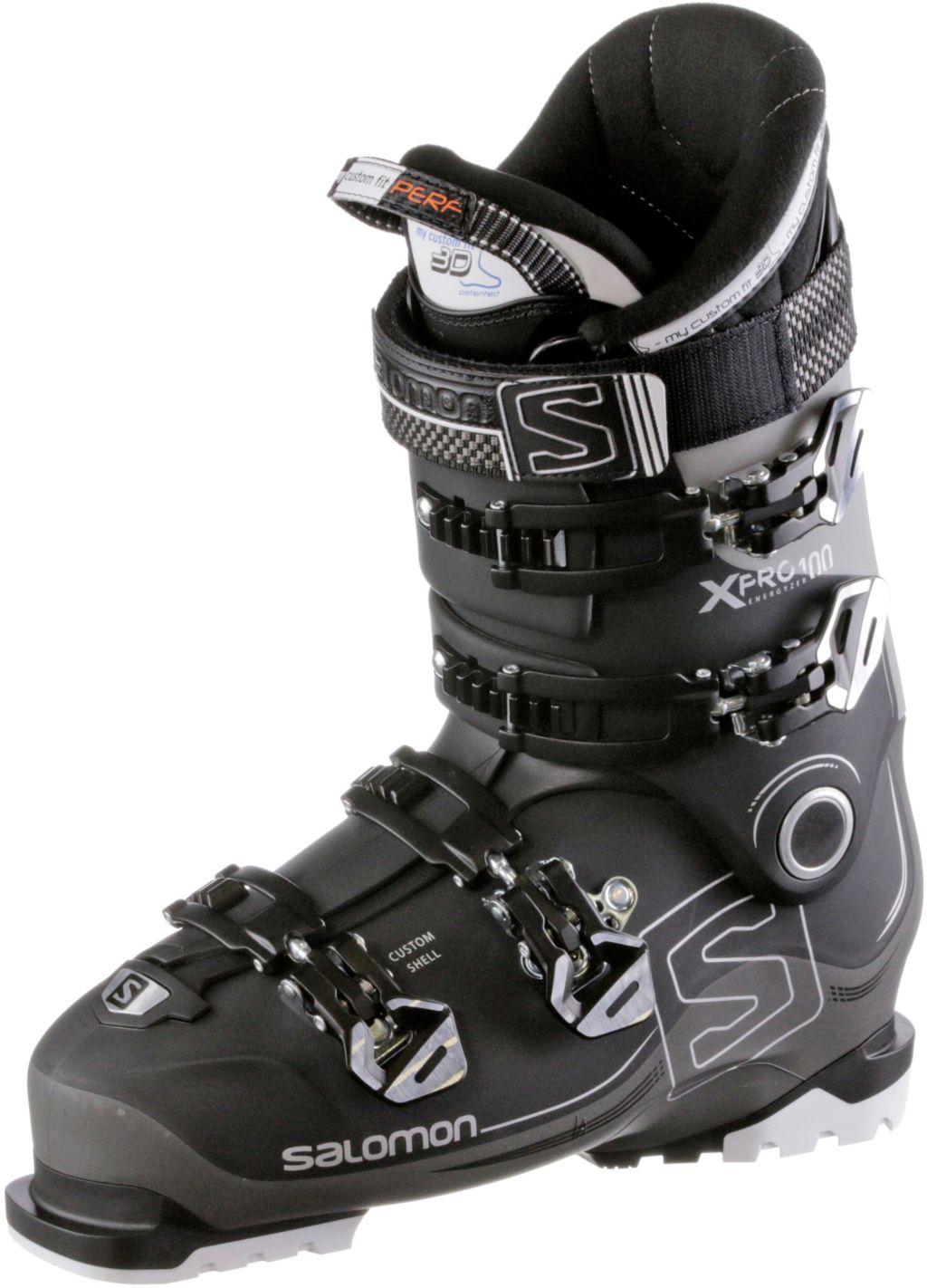 X Pro 100 Skischuhe Herren mehrfarbig, Größe 28 1/2