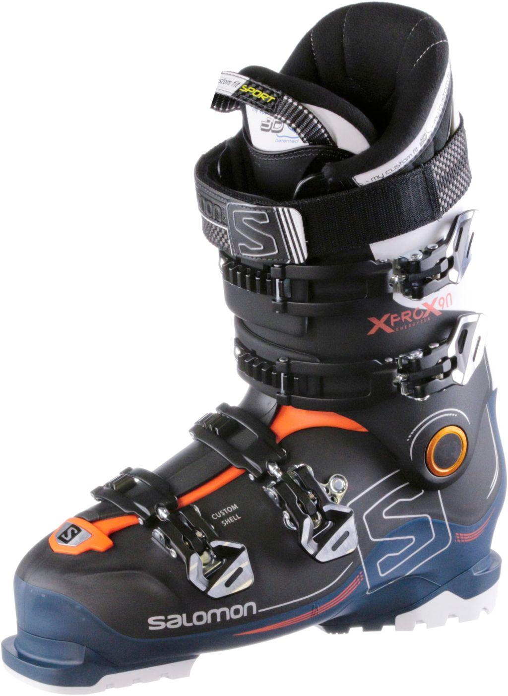 X Pro x 90 CS Skischuhe Herren mehrfarbig, Größe 27 1/2