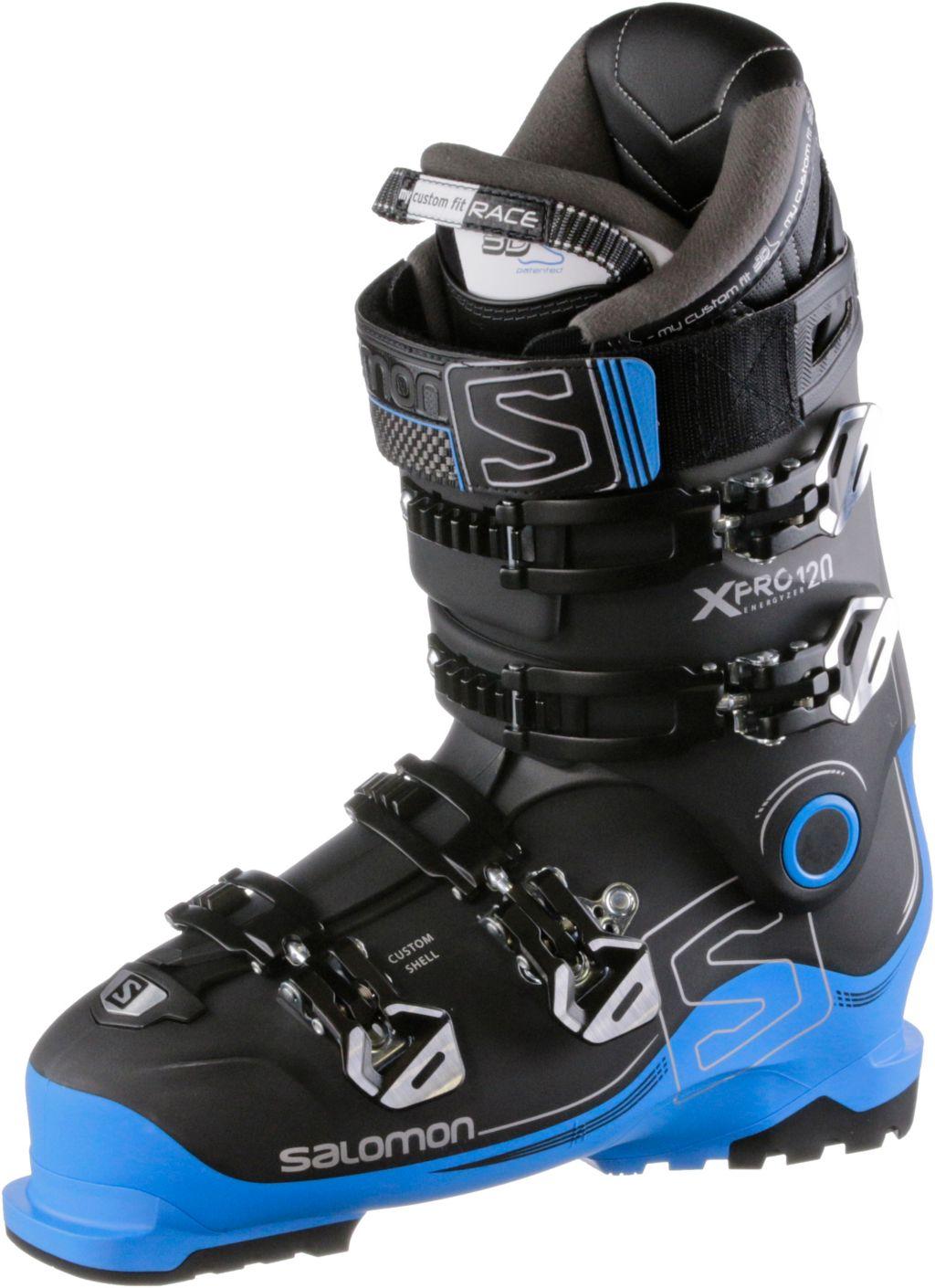 X Pro 120 Skischuhe Herren mehrfarbig, Größe 28 1/2