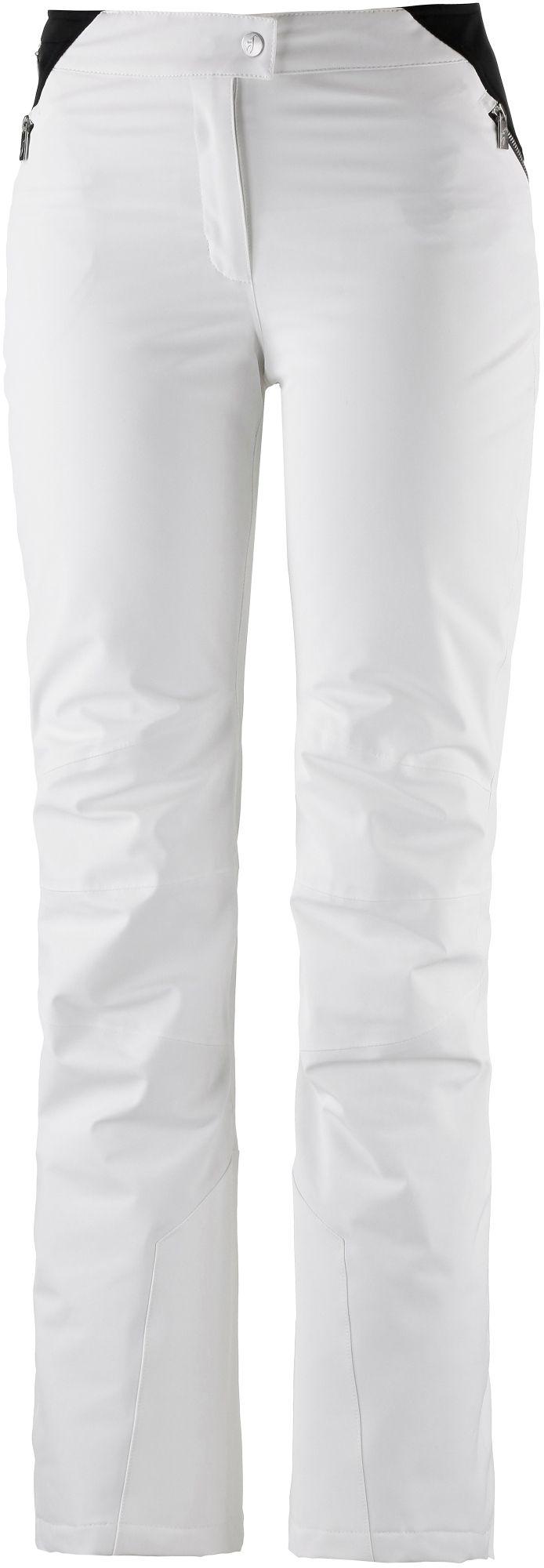 Martha Skihose Damen in weiß, Größe 38
