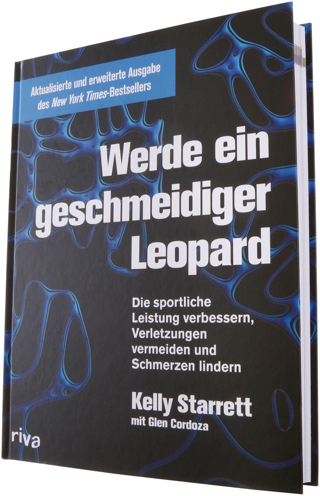 Riva Werde ein geschmeidiger Leopard Buch