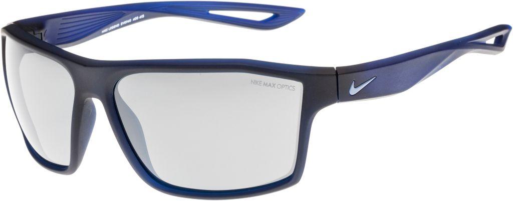 Artikel klicken und genauer betrachten! - Nike LEGEND. Sonnenbrille mit MAX Optics für eine gute Sicht von allen Seiten; leichtgewichtiger, robuster Nylon-Rahmen; Rahmenform: Wraparound; Brillen Style: Vollrand; UV400 Filter für maximalen Schutz; inklusive Mikrofaserbeutel.   im Online Shop kaufen