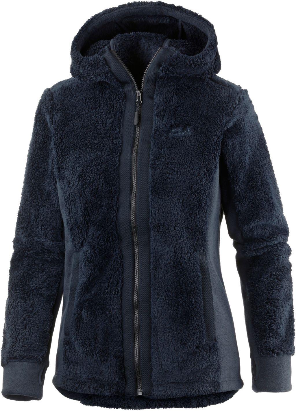 Polar Fleecejacke Damen in night blue, Größe: XS