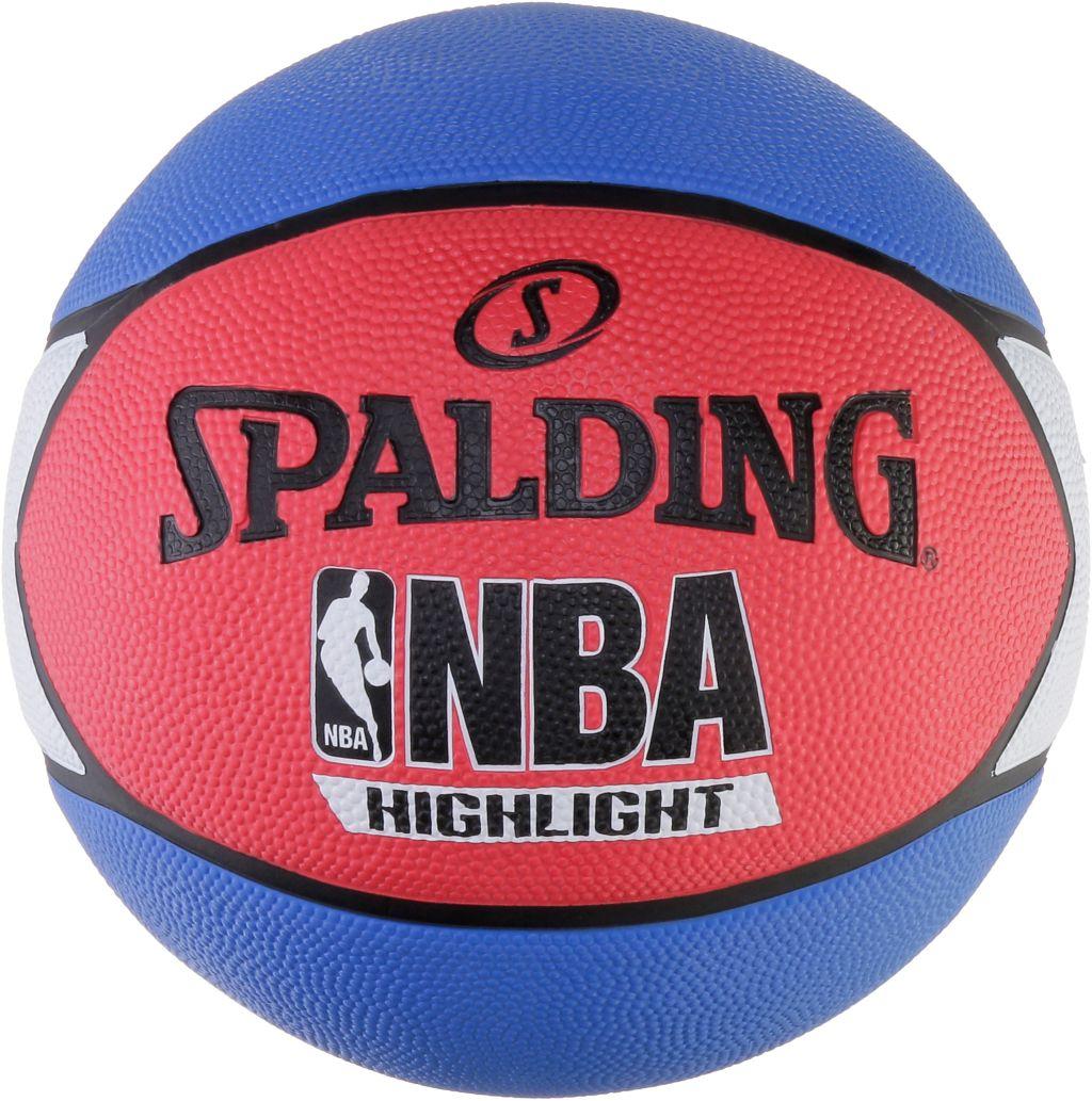 Spalding NBA Highlight Basketball