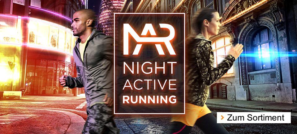 Night Active Running