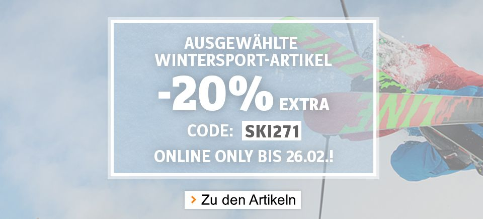 Wintersportsale